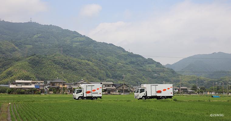 ゼンセイ株式会社は焼津市にあります